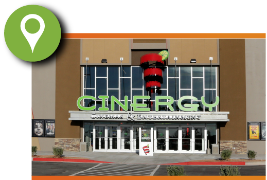 Cinergy Cinemas Entertainment Movies Food Games And More