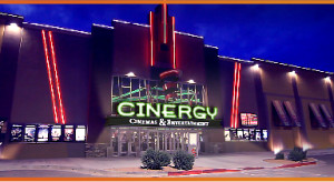 Locations Cinergy Cinemas Entertainment